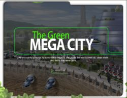 The Future Mega City