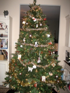 Our family Christmas tree